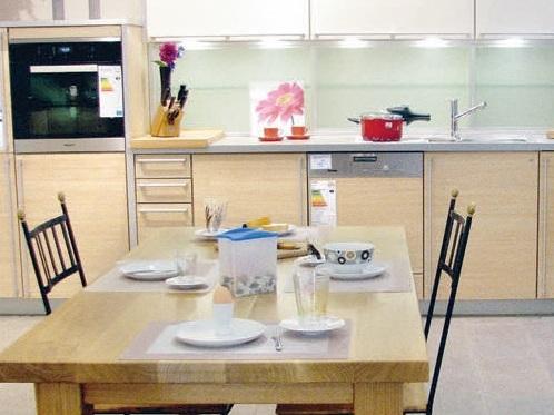 KREILLER TRAUNSTEIN   Küche, TISCH U0026 TREND